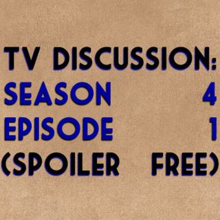 TV Discussion: Game of Thrones S04E01 (spoiler free)