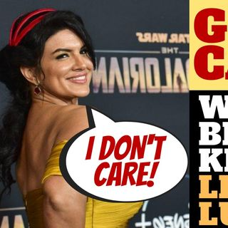 GINA CARANO DOESN'T BEND THE KNEE TO CANCEL CULTURE