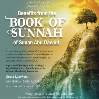 Benefits from the Book of Sunnah