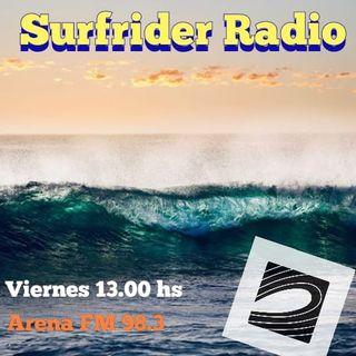 Surfrider Radio Programa 89 del 5to ciclo (2 de Octubre)