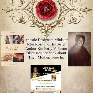 Author Kimberly V Porter -MOTHER'S DAY SPECIAL S4