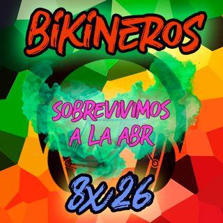 BKN 8x26 Lo del Giro, la Andalucía Bike Race, la Vuelta a León, la luz y las matrices
