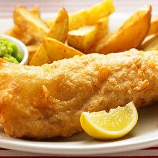 I piatti più buoni al mondo il fish and chips