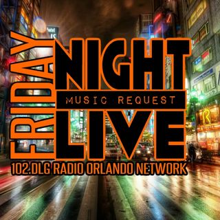 Friday Night Music Request Live 9/14/18