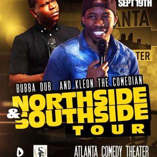 Kickin' It With Comedian Bubba Dub, Jr