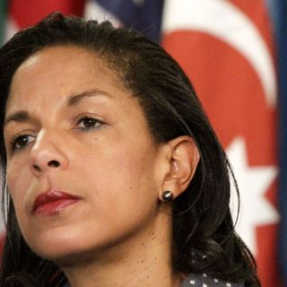 VIDEO SUSAN RICE ONE OF OBAMA BOOT LICKERS LIES LIKE A RUB POMPEO SAYS SUSAN RICE HAS A HISTORY OF LYING