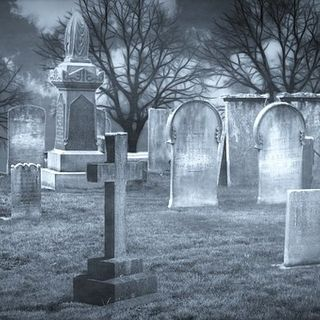 Ep. 299 - Haunted Cemeteries 13