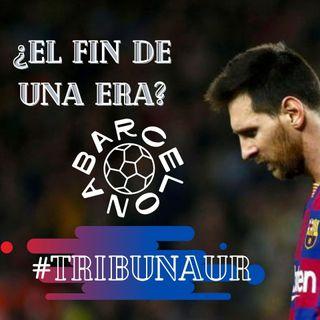 El 10 del Barça portando la camiseta blaugrana desde los 13 años. ¿Se avecina el fin de una era?