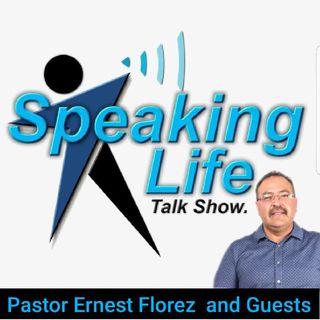 Episode 1 - Speaking Life Talk Show