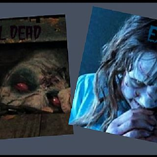 Evil Dead vs Excorcist