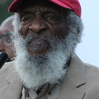 Baba Dick Gregory, Civil Rights - Stand Up Comedy...