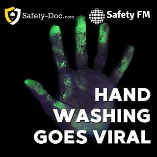 Hand Washing Goes Viral