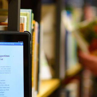 Bibliothek ohne Bücher - Die Zukunft der Wissensorte