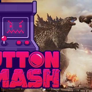 No Man Sky Godzilla vs Kong Cyberpunk