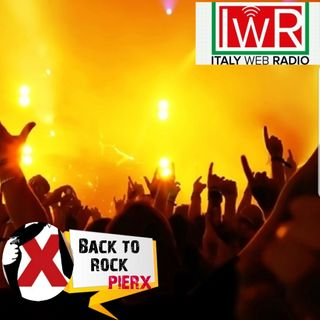 BACK TO ROCK con PIER-X