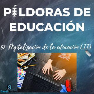 PDE57 - Digitalizacion de la educacion (II)
