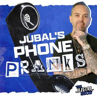 Phone Pranks with Jubal Fresh