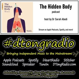 Top Indie Music Artists on #dtongradio - Powered by The Hidden Body Podcast