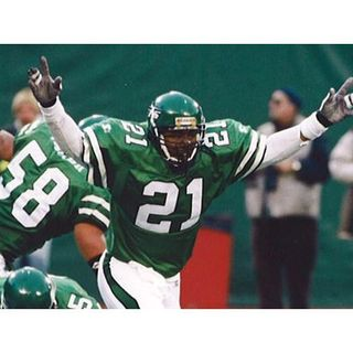Victor Green, Jets All-Time Great, Shares His Thoughts on the Season...