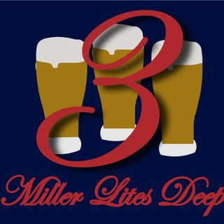 3 Miller Lites Deep: Premiere w/ Carrington Harrison
