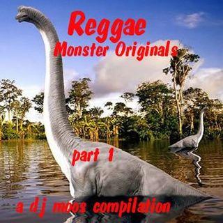 Various Artists - Reggae Monster Originals, vol.1