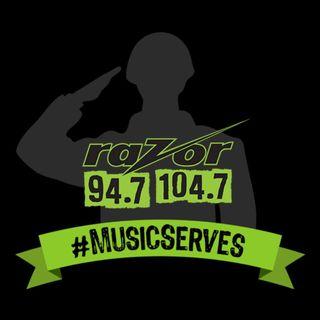 Kaytie for Razor Wisconsin's #MusicServes
