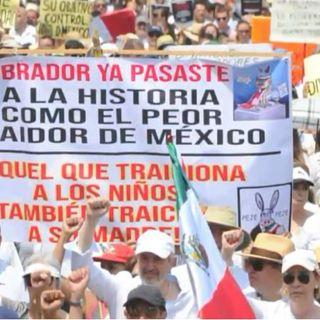 Marcha del Silencio; Acuerdos en UAM; Etiquetas en alimentos y bebidas
