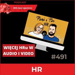 #491 Więcej HRu w audio i video
