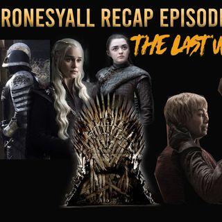 The #ThronesYall Recap Show - Episode 5