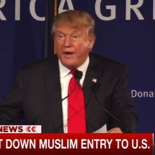 Cost of Trump's Proposed Muslim Ban on U.S. Economy