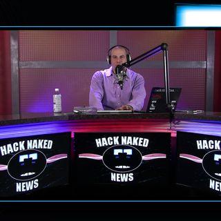 Hack Naked News #152 - December 5, 2017