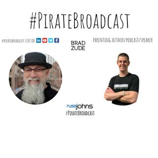 Catch Brad Zude on the PirateBroadcast