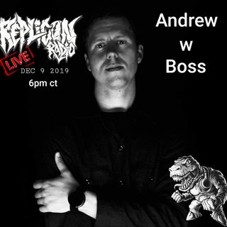 Andrew W Boss Replicon Radio
