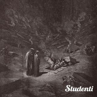 Letteratura - Dante Alighieri, Divina Commedia. Il Canto X dell'Inferno