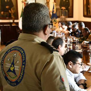 Suspenden clases en Jalisco y Colima por Priscila