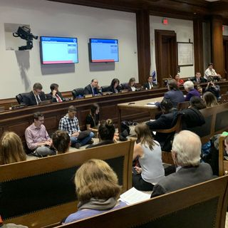 Mass. Lawmakers Hear Testimony On Facial Recognition Tech
