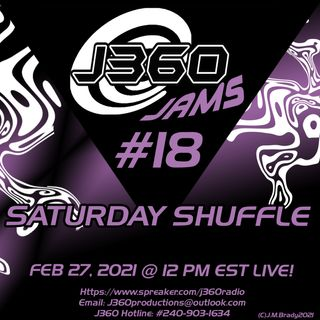 Ep#18: Saturday Shuffle