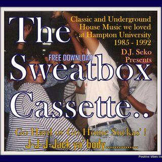 Soulful House Music 1985 - 1992 (The Hampton University Sweatbox Cassette) - DJ Seko Varner