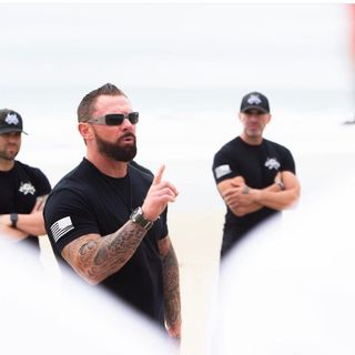 Get motivated with Former Navy Seal Ray Cash Care and hear how he overcomes challenges