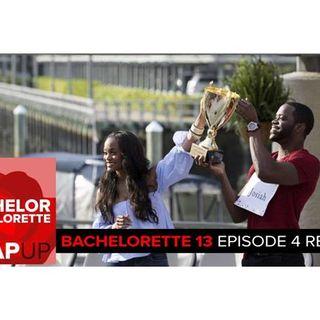 Bachelorette Season 13 Episode 4: Blimps, Bees, and Brawls