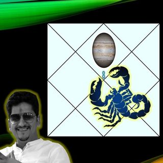 12 Moon signs - Jupiter transits (Hindi)
