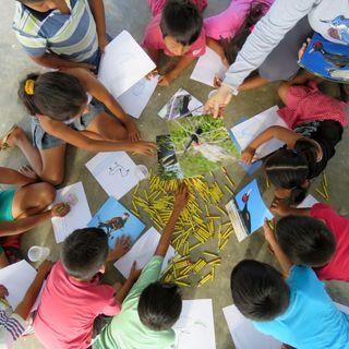 ¿Qué es lo que más te gusta de la escuela? Parte 1- Responde niña de educación primaria.
