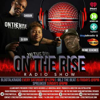 On The Rise with Skylerr Darren