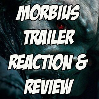 Moribus Teaser Trailer - Reaction & Review