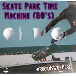 Skate Park Time Machine