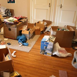 Haz magia en tu casa - limpiando y ordenando