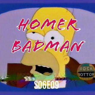 77) S06E09 (Homer Badman)
