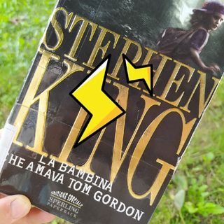 Incipit - La Bambina Che Amava Tom Gordon - Di Stephen King