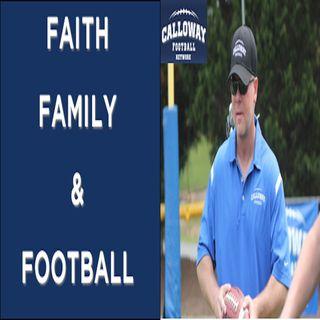 My Take - Faith Family and Football