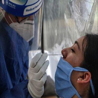 México debe tomarse enserio pandemia: OMS